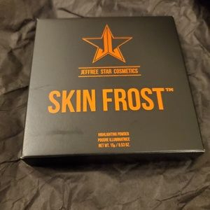 Halloween LIMITED EDITION Jeffree Star skin frost